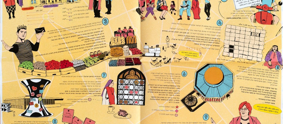 פתרונות חדר בריחה ׳ ירושלים׳
