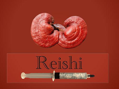 Reishi Mushroom Liquid Culture