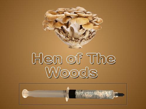 Hen of The Woods Mushroom Liquid Culture