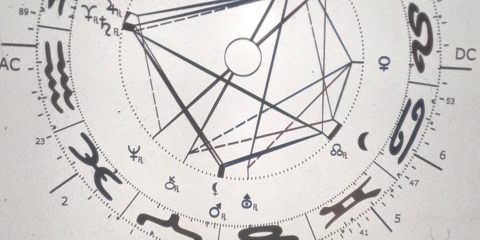 Dein persönliches Horoskop in Wörtern und Klängen