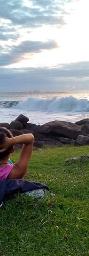 Ponta das Andorinhas - Praia da Pinheira