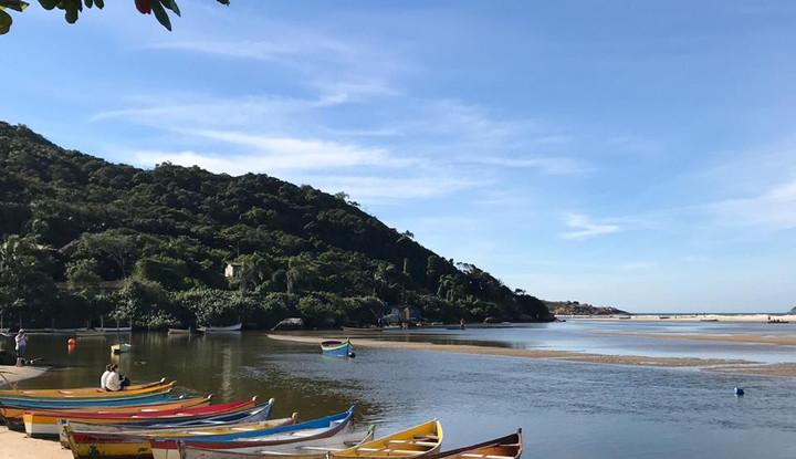 Bateras - Rio da Madre - Guarda do Embaú
