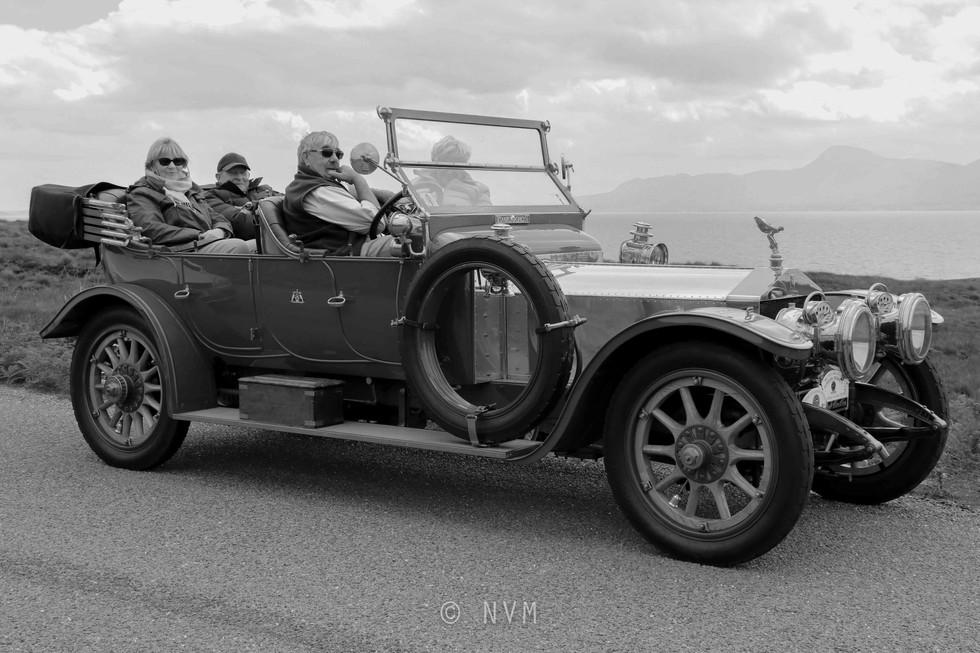 Connacht Veteran & Vintage Motorclub 2019