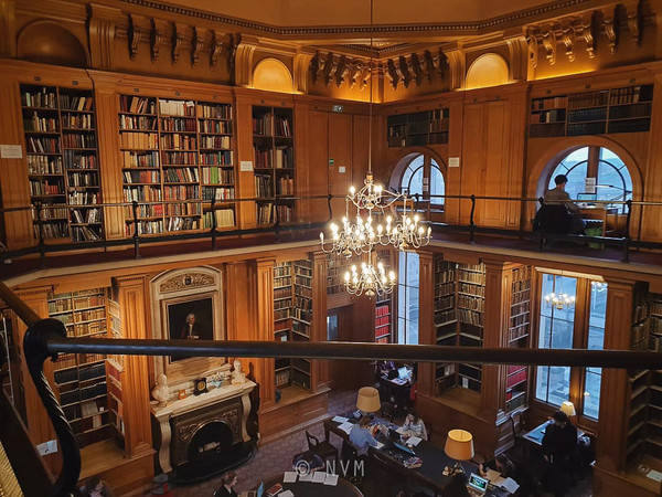 Taylor Institution Library in Oxford