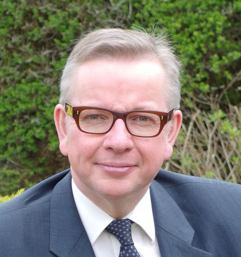 Michael Gove declares.... he is FOR Heathrow expansion