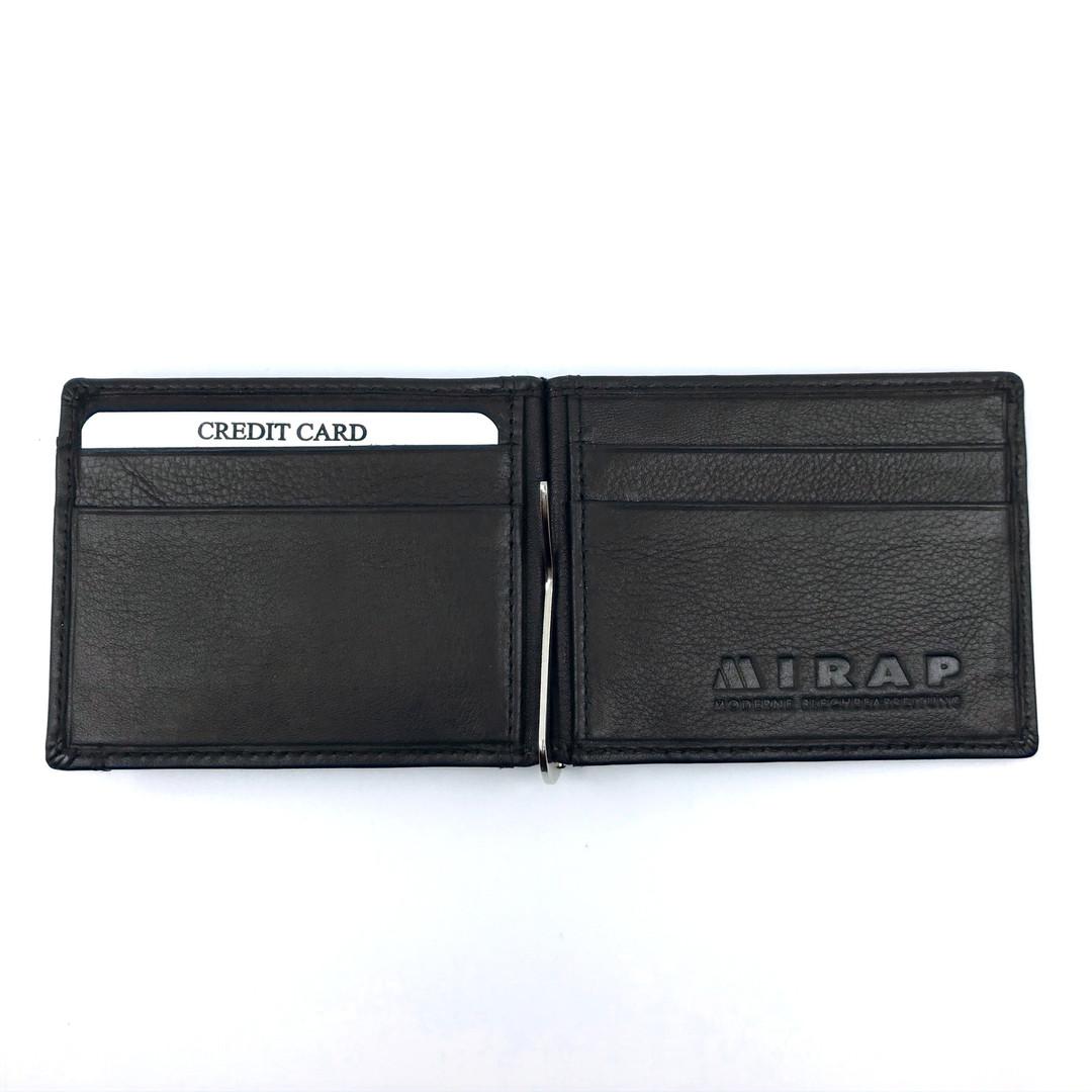 Heissprägung Portemonnaie