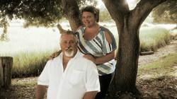 Andy and Lisa Zeggert