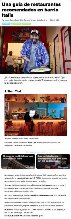 recorte finde top 10 siam thai 1