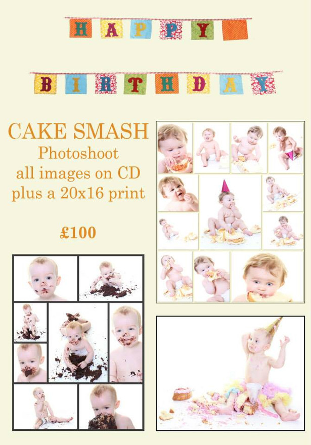 Cake Smash Package