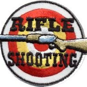 Rifle Shooting Patch