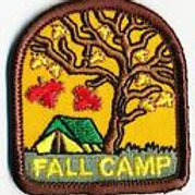 Fall Camp Patch