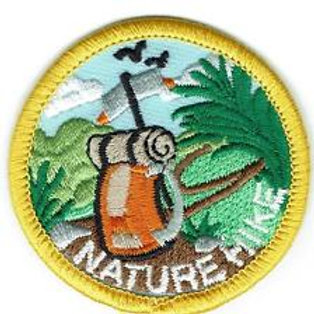 Nature Hike Patch