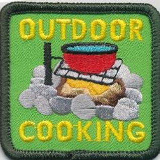 Outdoor Cooking Patch