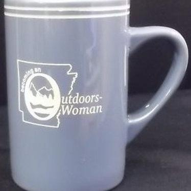BOW Gray Coffee Mug