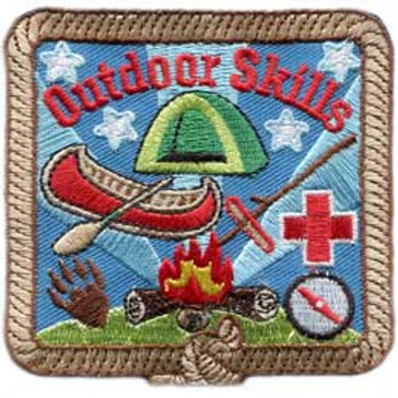 Outdoor Skills Patch