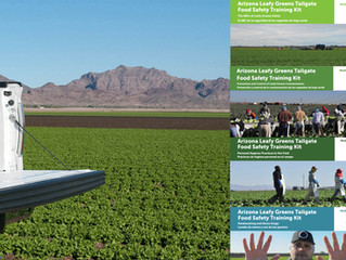 AZ LGMA Food Safety Training Kit Now Available Online