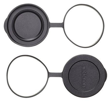 31042 Rubber Objective Lens Covers 42mm OG XL Pair