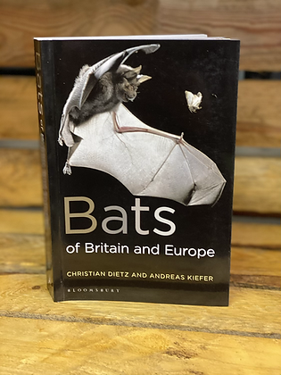Bats of Britain and Europe  (Bloomsbury)