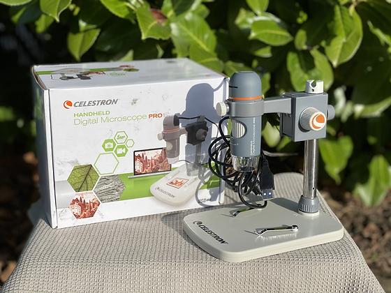 Celestron Handheld digital microscope pro ( shop demo )