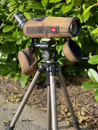 Pre-Loved Leica APO 62 with Zoom Stay on case and Velbon Sherpa Tripod