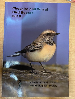 Cheshire & Wirral Bird report 2018