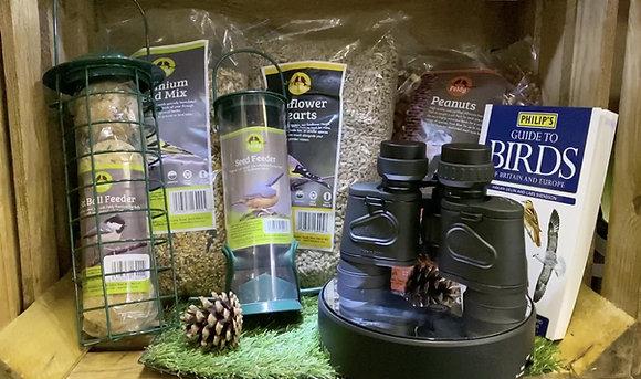 Garden Bird Therapy Package