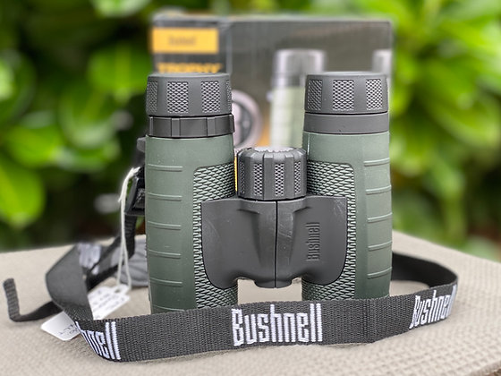 Pre-Loved Bushnell Trophy XLT 8x32  (Boxed as new unwanted gift)