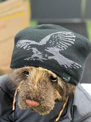 Swarovski Hawk Merino Beanie (Green)