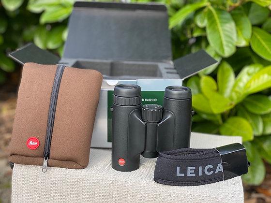 Pre Loved Leica 8x32 Trinovid HDBoxed as new