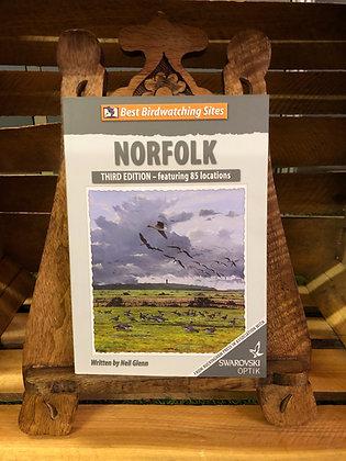 Best Birdwatching Sites: Norfolk Third Edition featuring 85 Locations Written by