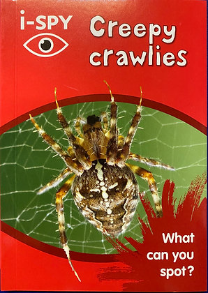 i-Spy Creepy crawlies