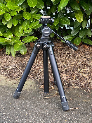 Velbon Ultra 655 Tripod including PH157Q head