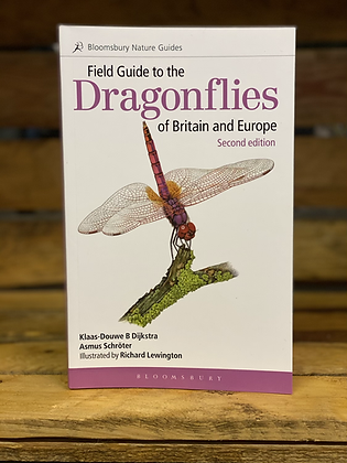 Field Guide to the Dragonflies of Britain and Europe second edition