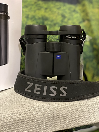Pre Loved Zeiss Conquest 8x42 HD Boxed like new