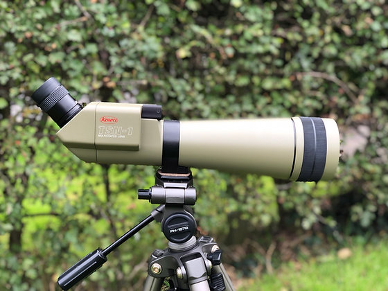 Pre-Loved Kowa TSN1 Telescope with Zoom eyepiece and fixed 30x Wide