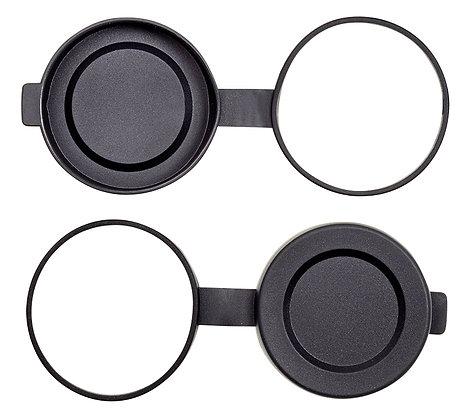 31047 Rubber Objective Lens Covers 32mm OG XL Pair