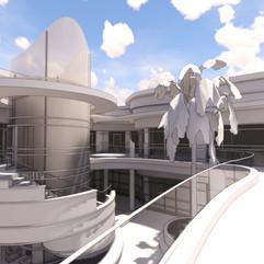 Modern Commercial Center - 2nd Floor