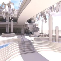 Modern Commercial Center - 1st Floor