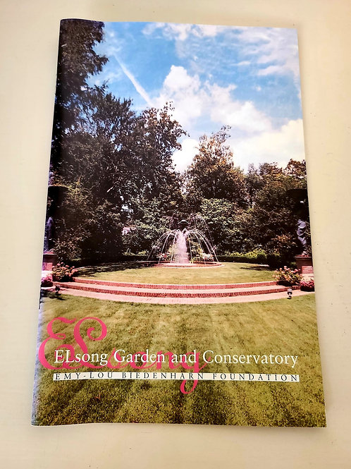 Garden Booklet