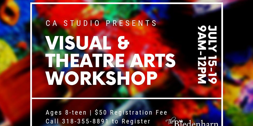 Visual/Theatre Arts Workshop