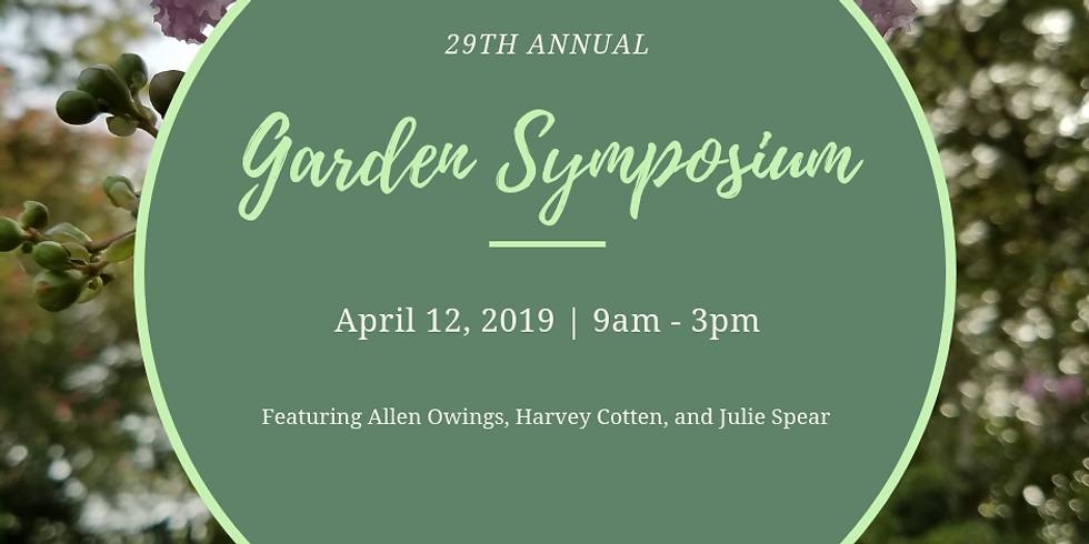 29th Annual Garden Symposium
