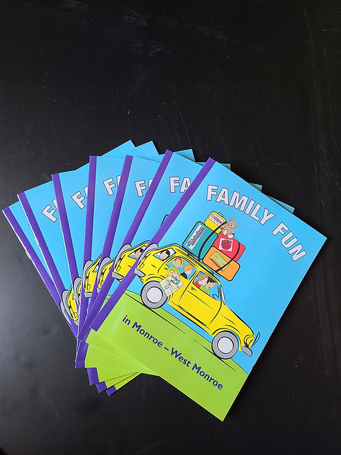 Family Fun Book