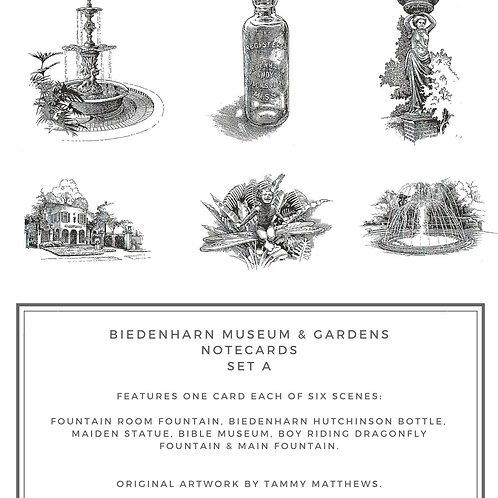 Biedenharn Museum Note Cards