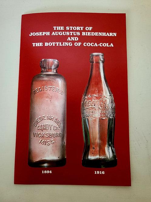 Red Coca-Cola Booklet