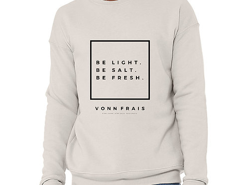 Be Light Sweatshirt