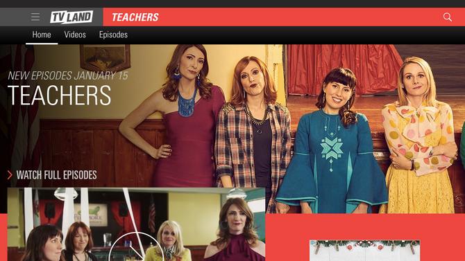 Teachers TVLand