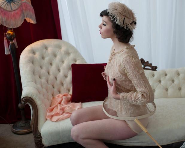photographer: Brian Joseph model: Erin Cherry
