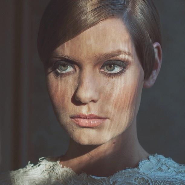 photographer: Casper Lundemann models: Michaela, Nicolas Baker Hair: Tina Andersen mua: Erika Giebler