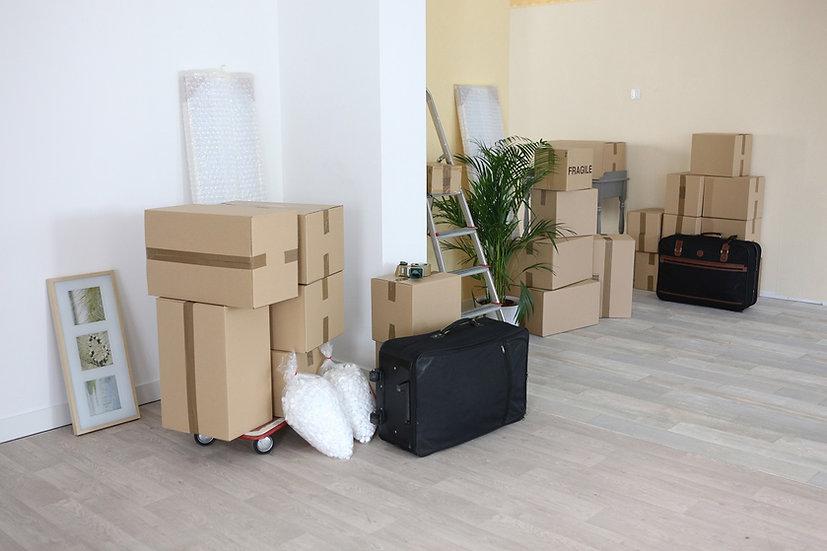 Pack Mudanza S