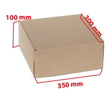 Autoarmable e-commerce XL 350x300x100